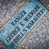 The National Ranger Memorial at Fort Benning.(Photo by John D. Helms/MCoE Photographer)