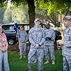 01 JUNE 2011 (FORT BENNING, GEORGIA) - 4th Ranger Training Battalion Change of Command. Photo by Kristian Ogden.