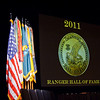 28 JULY 2011 (COLUMBUS, GA) - Ranger Hall of Fame Ceremony at the River Center. Photo by Kristian Ogden.
