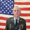 SPC Nenneman.  RTB Soldier of the Quarter. 1st QTR 2011