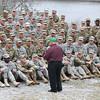 Ranger Course Graduation Class 3-16