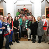 Infantry Commandant Holiday Reception