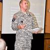 19 JAN 2011 - 198th Drill Sergeant Spouse Seminar.  Sand Hill, MCoE, Fort Benning, GA.  Photo by Sue Ulibarri.