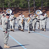 (FORT BENNING, Ga) Soldiers, families and friends attend the 2nd Battalion, 54th Infantry Regiment Change of Command Ceremony May 07, 2014.  LTC Lawrence J. Baker Jr. relinquished command to LTC Jackson J. Seims.  (Photos by: Patrick A. Albright/MCoE PAO Photographer)