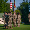 198th Infantry Brigade Change of Command and Change of Responsibility