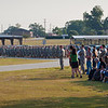 10SEP2010 - 507th PIR Airborne Graduation at Eubanks Field, Fort Benning, GA.  Speaker - CSM Catterton with an appearance by the Silver Wings.  Photo by John D. Helms - john.d.helms@us.army.mil