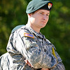 29 APR 2011 - Ranger graduation class 5-11 and Rangers in Action Demonstration, Victory Pond, MCoE, Fort Benning, GA. Photo by Kristian B Ogden.