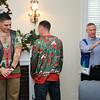 Infantry Commandant Holiday Reception