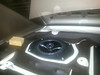 """Aftermarket speaker and speaker adapter   from  <a href=""""http://www.car-speaker-adapters.com/items.php?id=SAK045""""> Car-Speaker-Adapters.com</a>   installed in rear deck"""