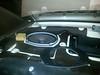 """Top left: Factory speaker <br> Bottom right: Speaker adapter from  <a href=""""http://www.car-speaker-adapters.com/items.php?id=SAK045""""> Car-Speaker-Adapters.com</a>"""