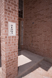 8. Covered Front Entry