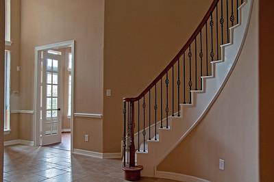54. Foyer Stairway