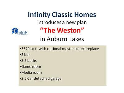 The Weston in Auburn Lakes
