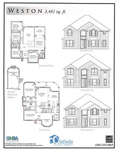 The Weston Floor Plan
