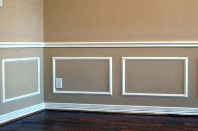 Picture Frame Molding Standard