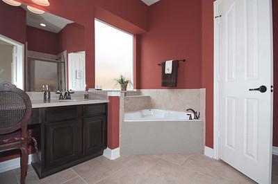 Master Bath Corner Jetted Tub