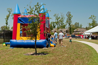 Auburn Lakes Community Party June 2011