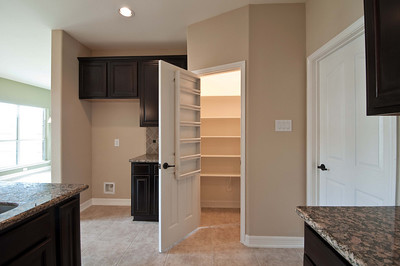 21. Pantry with Spice Rack