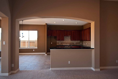 21. Living View of Kitchen