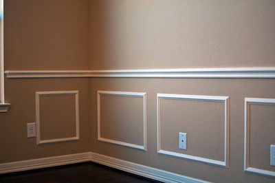 14. Picture Frame Molding