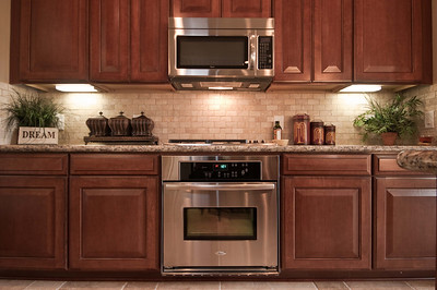 22. Stainless Steel Appliances