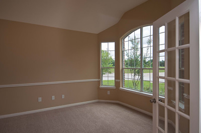 8. Separate Study w French Doors
