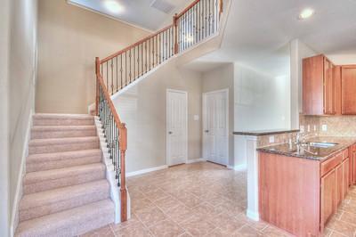 Wrought Iron Stairway