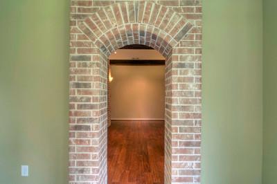 Real Brick Entry