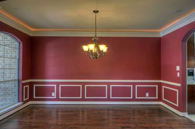 Rope Lighting and Custom Paint