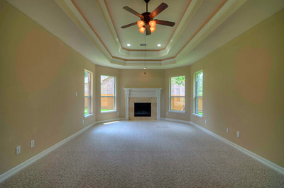 Optional Extended Master Suite