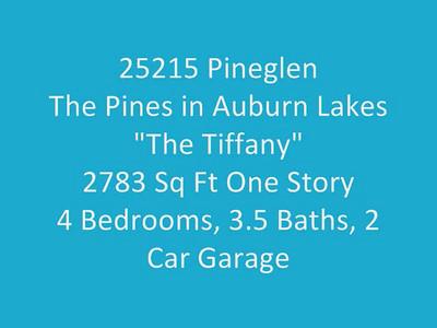 25215 Pineglen Auburn Lakes Pines