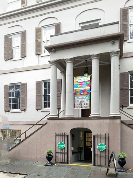 Savannah is the founding location for the Girl Scouts