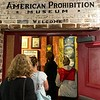 The Prohibition Museum was interesting and educational