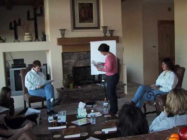 Articles? Kathy, Andrea, Linda