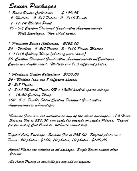 Senior Grad Packages1
