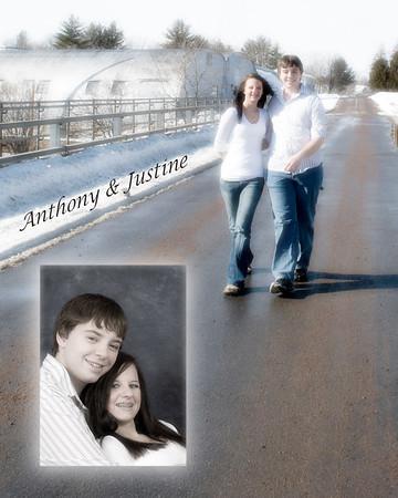 Anthony & Justine