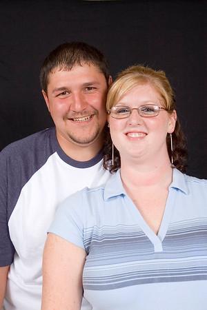 Chad & Monica