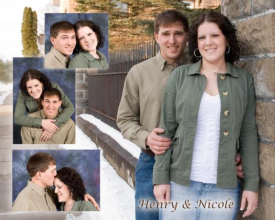 Henry & Nicole