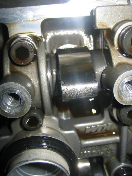 Rear Left Exhaust Cam Lobe