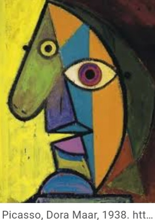 Dora Maar by Picasso