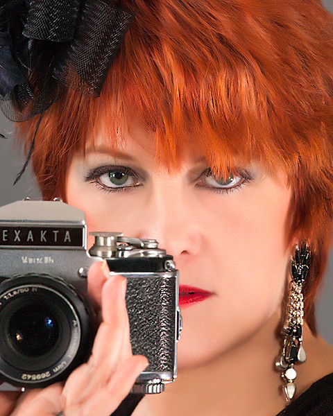 Photographer and Art Director, Holly Gordon