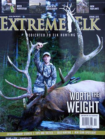 Extreme Elk Magazine Spring 2015