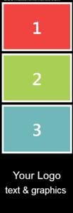 2x6  strip A