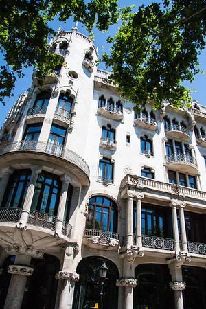 Barcelona June 13