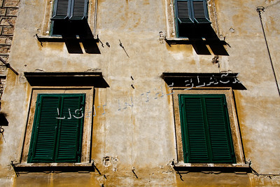 Italy, San Gimignano, 2012 @PatrickKilian Light In The Black Photography