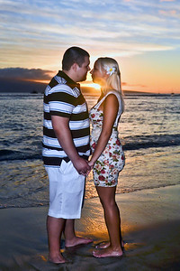 Maui beach portrait photography, Lahaina, Hawaii