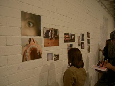 Gallery Reception - December 8, 2008