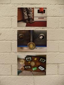 """""""Percipience"""" - 2008  Gallery 100"""