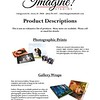 Product Descriptions Page 1