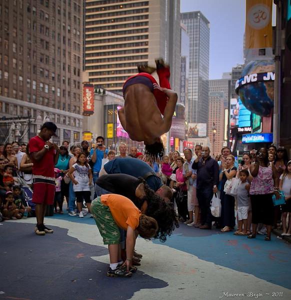 Photography by Maureen Begin : NYC_ -  Takin the Chance